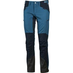 Lundhags Makke Pantalon Femme, petrol/deep blue